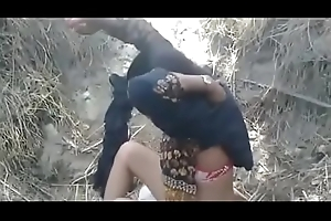 desi indian clamp sex in jungle