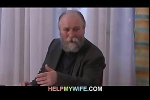 He pays him to fuck his juvenile wife