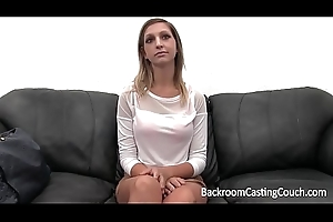 Heavy Tits Fair-haired Creampie Casting
