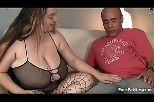 Massive Tits Fat Pussy VS Big Cock Let someone have Them Fight