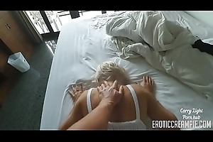 CREAMPIED BY Immigrant Stranger TINDER  CARRY LIGHT be expeditious for more eroticcreampie.com