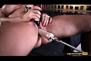 Milf fucking by intercourse machine - Watch close by upstairs orgasmcamsgirl.com