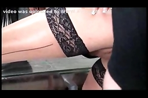Sexy Milf Fucked on a catch job within reach Queen house