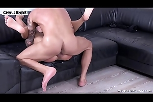 Mea Melone Gets an Ass Creampie newcomer disabuse of Hung Rafter Mike Angelo