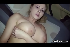 Young lady makes minor extent extra large letter - Public Pickups 02