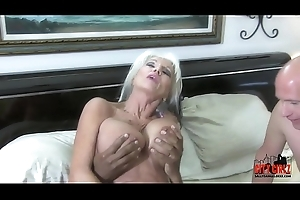 Mean BITCH HOTWIFE copulates BBC everywhere front of her injured CUCK husband Sally D'_angelo