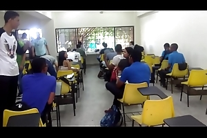 Black &quot_Teacher&quot_ copulates all the students in a chaste round