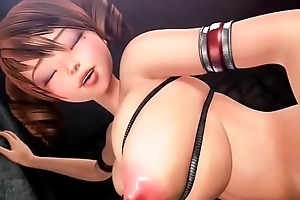 [3D Hentai] D-Fantasy Captured Unmasculine Soldier
