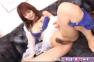 Rin Yuuki enjoys man with expansive dick to complete her play - More convenient hotajp.com