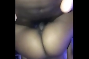 Riding my shaft til the brush first squirt!