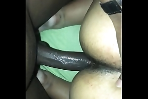fucking Spanish thot on recoil from from work