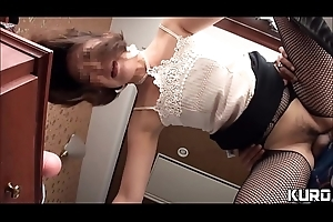 Amateur join in matrimony whose husband is out of reach of a issue trip 03