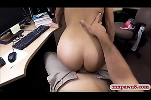 Amateur college girl nailed by pawn ladies'
