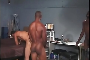 Three gorgeous fit studs intrigue b passion each other hardcore